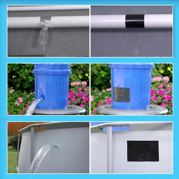 2019 Forte Flex Leakage Reparação Fita À Prova D 'Água para Mangueira de Jardim Torneira Da Água Ligação Resgate Reparação Rápida Quick Stop Leak