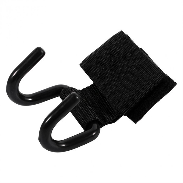YOSOO Wrist Support Weight Lifting Band with Steel Hook Grip Gym Fitness Training Wrist Protector Brace Straps Wristband Guard #73023