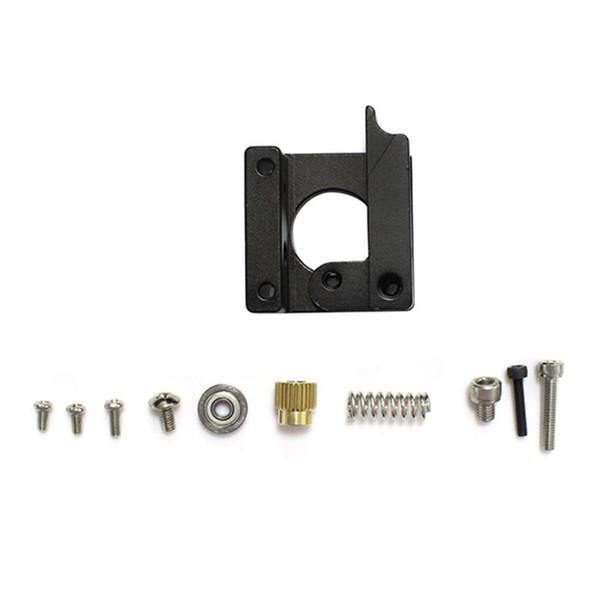 8 Extruder Aluminum Alloy Block Bowden Extruder 1.75MM Filament Reprap Extrusion For CR-10 DIY 3D Printer Spare Parts