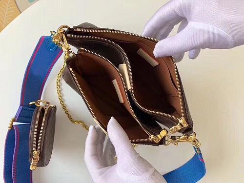 Cinturino blu