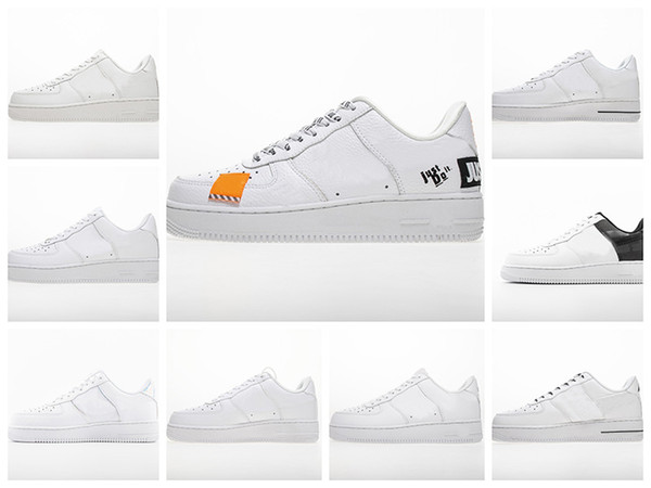 2019 New Men'S And Women'S Low-Top Sneakers Casual Shoes White Black Dunk Sports Classic Flight Training Shoes Women'S Designer Sports Shoes