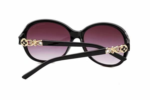 5808top marca high-end Clássico quente Designe Óculos De Sol Óculos Óculos de Sol Ao Ar Livre Farme Moda Clássico Senhoras Óculos de Sol para As Mulheres
