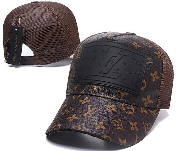 2019 New Styles Golf visor Mesh Hats Camouflage Snapback Outdoor Hip Hop Gorras Bone Baseball Cap Men Women Casquette fashion Solid dad Hat