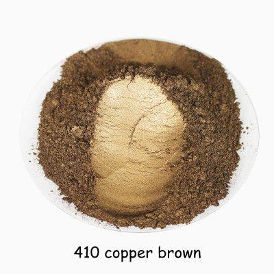 410 cobre marrón