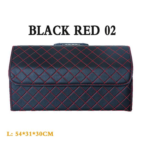 Schwarz rot 02 L