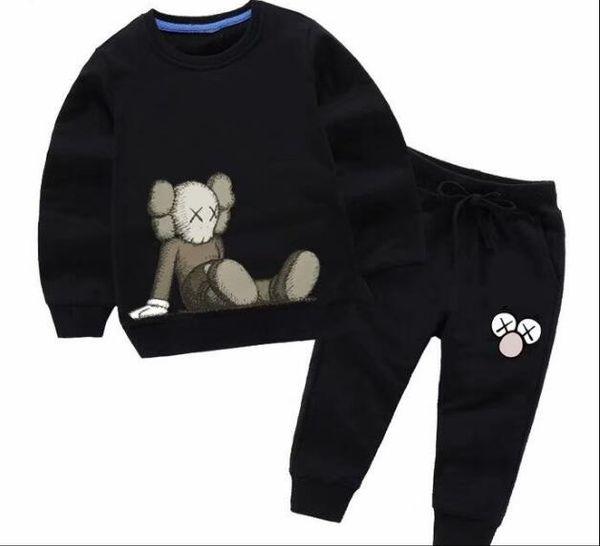 new Kids Sets jacket Kids Hoodies sweater and Pants 2Pcs/sets Children Sport Set Baby Boys Girls Winter Coats