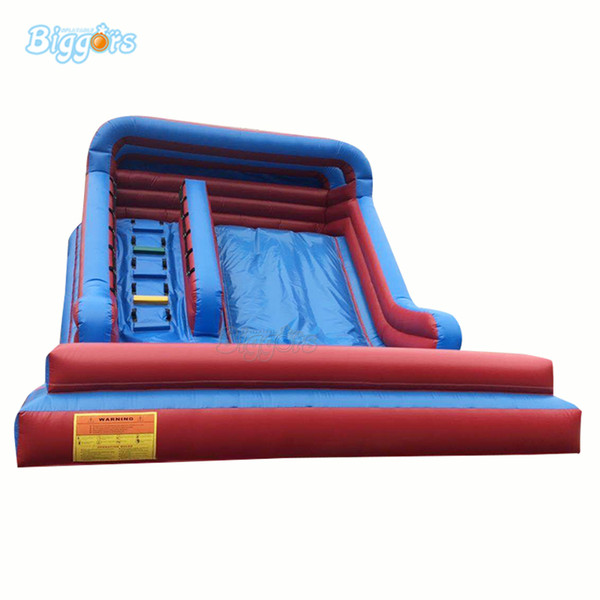 YARD Factory Price Full PVC Material Summer Outdoor Inflatable Jumping Castle Water Slide Pool For Kids