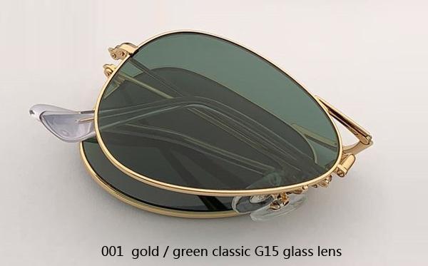001 الذهب / الأخضر الكلاسيكي G15