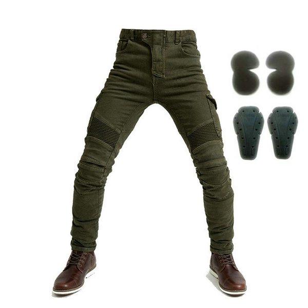 pantalones verdes n bpads