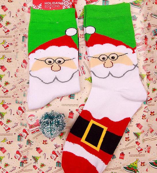 Hot Sale Women And Men Christmas Cotton Sock Cartoon Animal Paradise Thick Cute Comfortable Stripe Short Ankle Soxs Wholesale