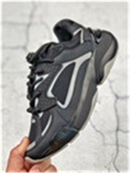 Newest brand 19ss Obliques B24 B23 Sneaker 3M reflective with Cannage Motif Mens Fashion Designer Shoes For Men Women Sneakers Shoes