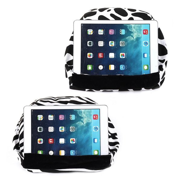 Fine Multi Function Laptop Cushion Holder Beanbag Lapdesk Tablet Stand Pillow Polyester Pc Reading Bracket Pillow For Ipad Outdoor Patio Chair Cushions Bralicious Painted Fabric Chair Ideas Braliciousco