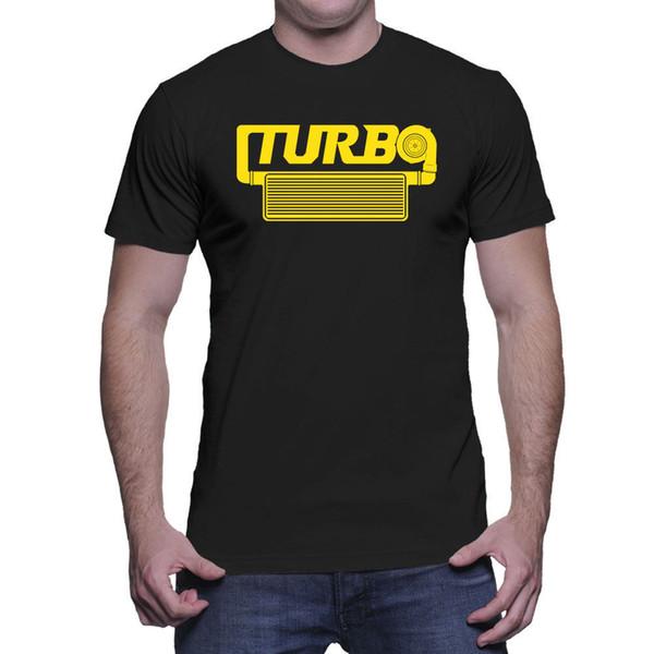 Turbo-Boost Yarış Hız Arabaları Sürükle Motor Mekaniği Erkek T-Shirt yaz o boyun tee, ücretsiz kargo ucuz tee 2019 s ...