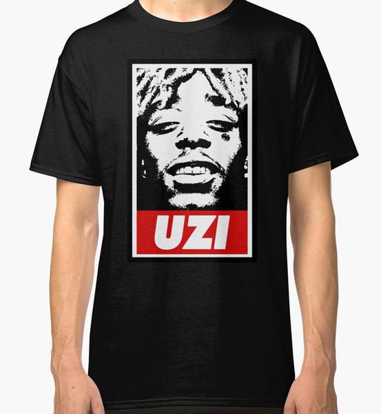 Popular New Lil Uzi Vert Obey T-Shirt S-5XL Men Woman cattt windbreaker Pug jersey Print