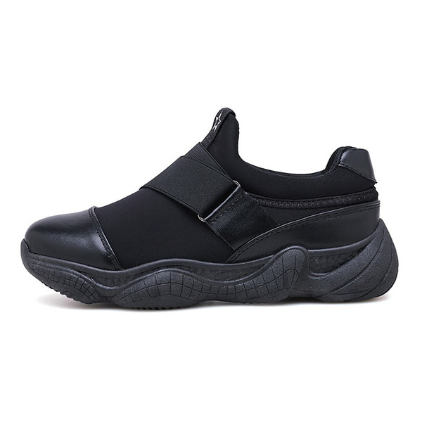 Daddy Sneakers, semelles de saut, loisirs de plein air, respirant, marathon, chaussures de sport, slip-on en plein air, pelouse Tenis Masculino R