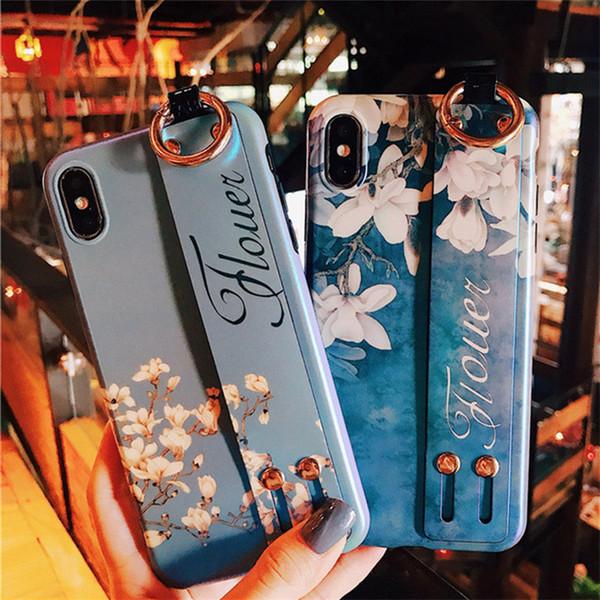 Glitter Zipper Wallet Accesorios Estuches Fundas iPhone 6 7 8 PLUS