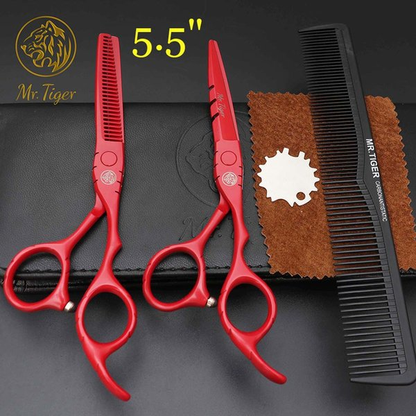 2 Scissors Comb Bag