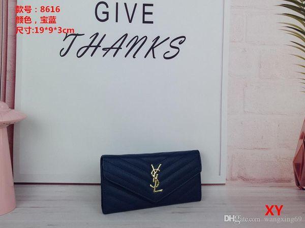 2019 Design Women's Handbag Ladies Totes Clutch Bag High Quality Classic Shoulder Bags Fashion Leather Hand Bags Mixed Order Handbags K014