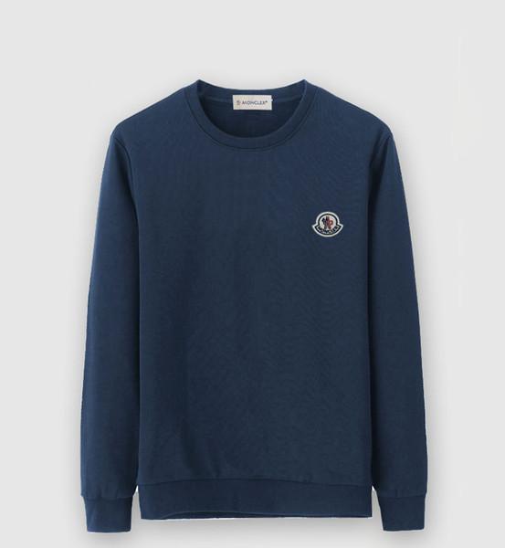 19 neue Marke Herren Designer Stickerei Hoodie Hip Hop Sweatshirt lässig Herren Kapuzenpullover Herbst Pullover