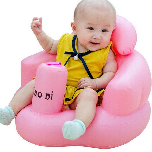 UK Baby gonfiabili sede Aid Piscina galleggiante vasca Sgabello Swim giocattolo Swim Trainer