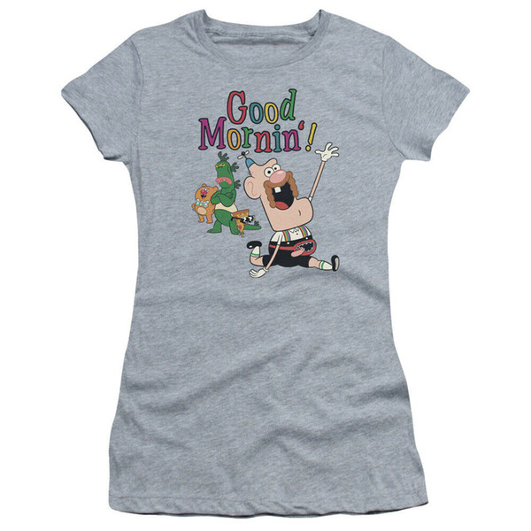 Tio Vovô Bom Mornin Júnior Camisa T Star Trek Guerra É Paz Tng Adulto Heather T Camisa camisa do logotipo T personalizado texto foto Mens