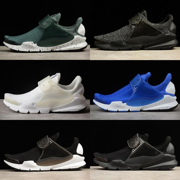 2019 Presto White Mesh Fragment X Sock Dart SP Lode Mens Trainers Shoes Luxury Designer Breathable Woven Women Kids Running Shoes
