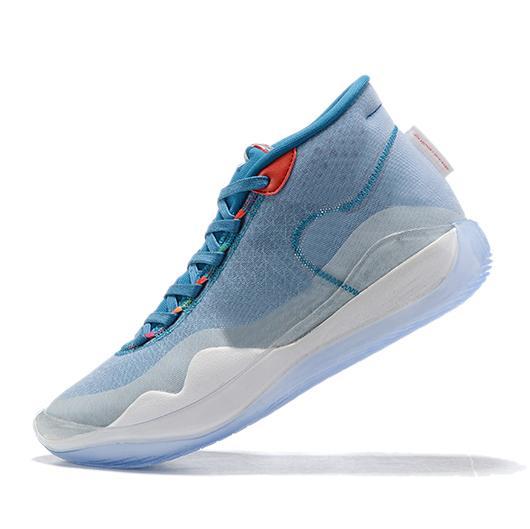 Acheter 2019 Kevin Durant KD 12 Noir Anniversaire Universitaire 12S XII Oreo Chaussures De Basketball Pour Homme USA Elite KD12 Chaussure De Sport