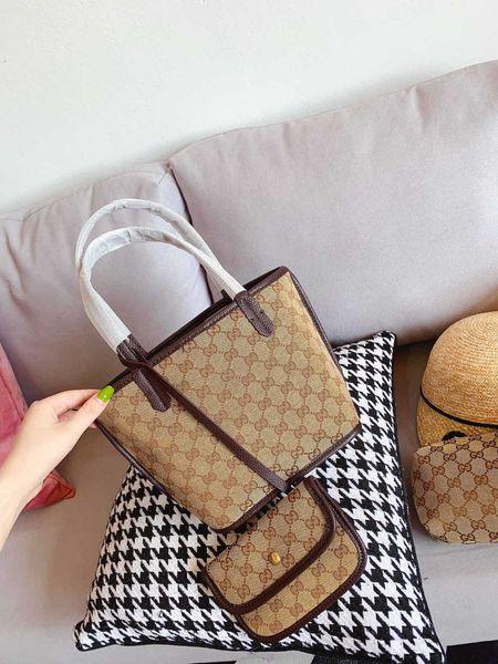 Großhandel Marke Männer Tasche klassische gedruckte Hand Mode Leder im Freien und Frauen kurze Freizeit Handtasche Retro wasserdicht 0729