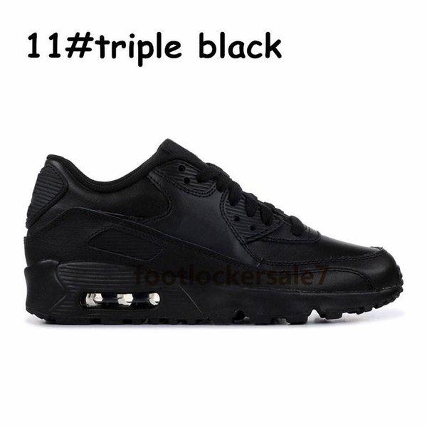 90-25-Üçlü Siyah