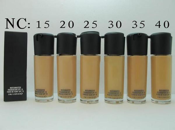 HOT Makeup STUDIO FIX FLUID B51 Foundation Liquid 35ML Alta calidad + regalo Faced Corrector resaltador maquillaje
