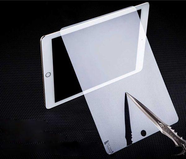 Par bateau film de protection en verre trempé protecteur d'écran pour le nouvel vieil Ipad pro 2018 mini 2000pcs