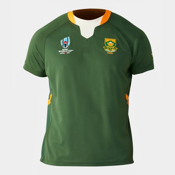 98571810c4d 2019 Japan Rugby World Cup South Africa 2019 Home Rugby Shirt training  Rugby World Cup 2019 New Zealand Shirt size S-3XL