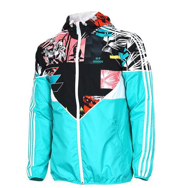 Men Women Coats Brand New Jackets Spring Autumn Windbreaker Casual Coats