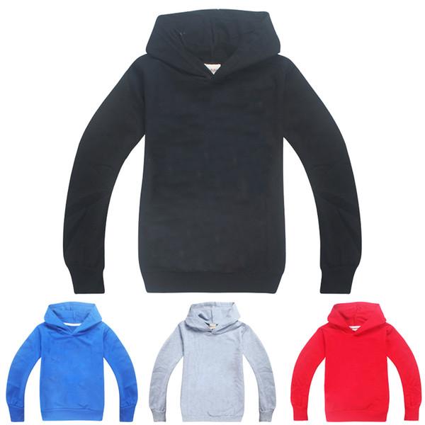 Новые дизайны горячих аниме печатных детей толстовки 4-12 т дети весенние и осенние пуловеры толстовки детская дизайнерская одежда SS281