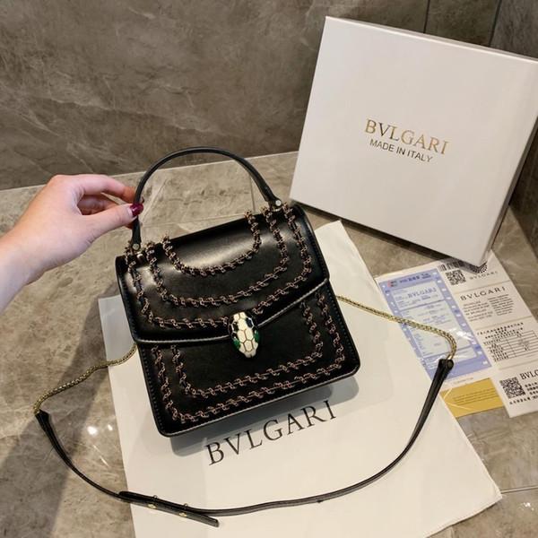 2019 Stilleri Çanta Ünlü Tasarımcı Marka Adı Moda Womenb Tote Omuz Bayan Deri Çanta Çanta Çanta siyah 0622