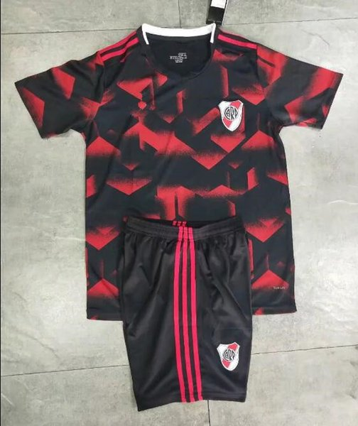 promo code dfc42 aedf7 2019 Thai Quality Kids Kit 2019 20 LAFC Soccer Jerseys19 20 New York Red  Atlanta Football Shirt Home Away River Bed Portland Timbers Jersey From ...