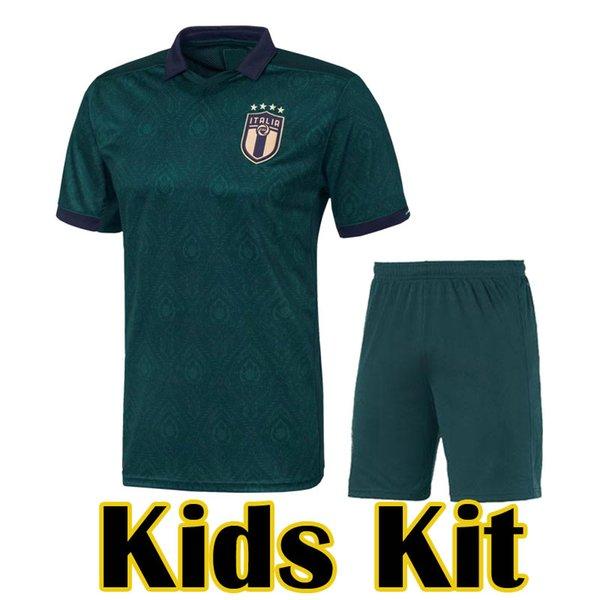 2020 2020 Italy Soccer Jerseys CHIELLINI EL SHAARAWY ...