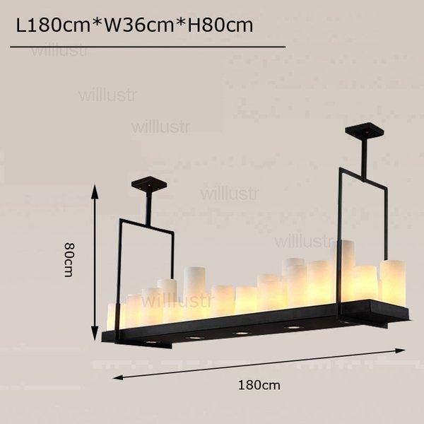 L180cm * W36cm * H80cm