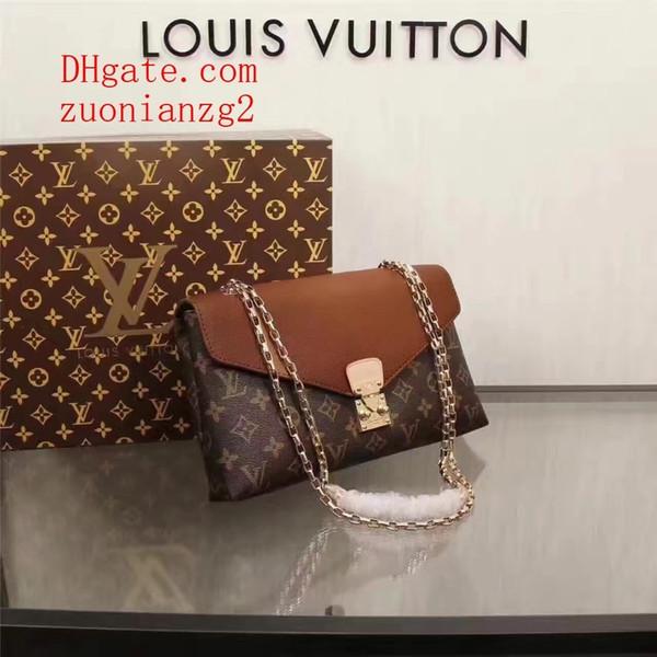 Nuove donne di marca borsa a tracolla femminile elegante crossbody Unico lettera stampa Messenger Bag tote Borse Sac à borse principali guc-c2