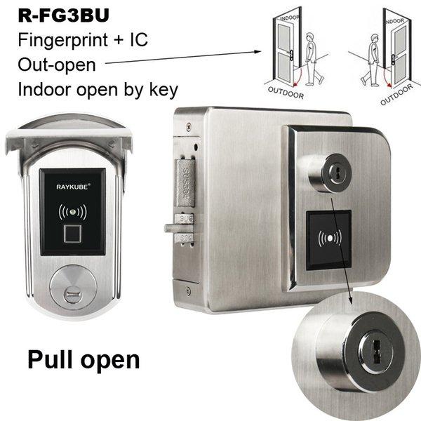 Fingerprint IC B Out
