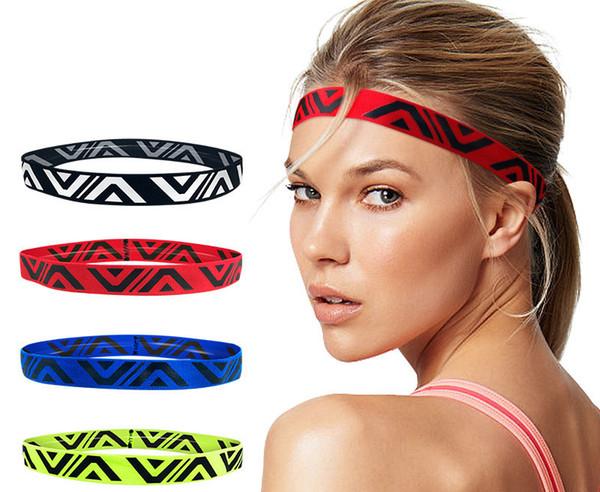 Headband Sports Sweat Belt Running Hair Band Basketball Protection Forehead Sweat Wicking Belt Female Headscarf Fitness