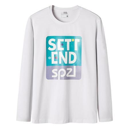 2019 Nuevo diseñador de moda Sport Brand Sudaderas Manga larga Casual Negro Blanco Outwearing Blusa Primavera Otoño Sudadera M-3XL EAR19963