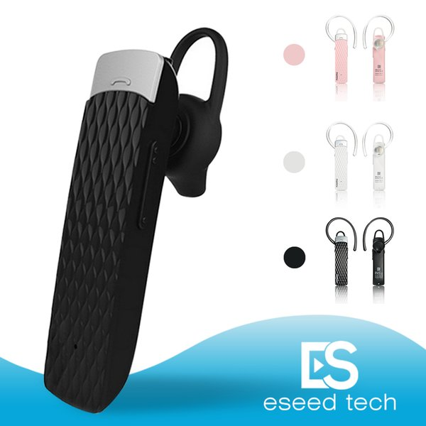 Original Remax RB-T9 Drahtlose Bluetooth Kopfhörer Lautstärkeregler In-Ear-Ohrbügel Ohrhörer Headset Kopfhörer für iPhone Samsung mit Paket