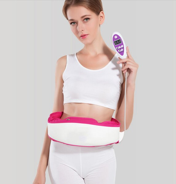 Massage to lose weight belt lazy power plate shook the machine vibration slimming waist fat instrument material thin leg