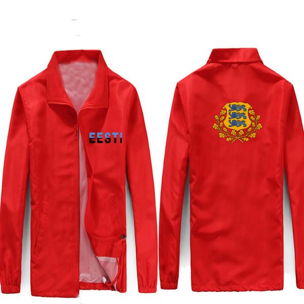 ESTÔNIA homem diy número de nome feito sob encomenda é casaco jaquetas nação bandeira ee estoniano estoniano estoniano foto estoniana eesti impressão da foto roupas