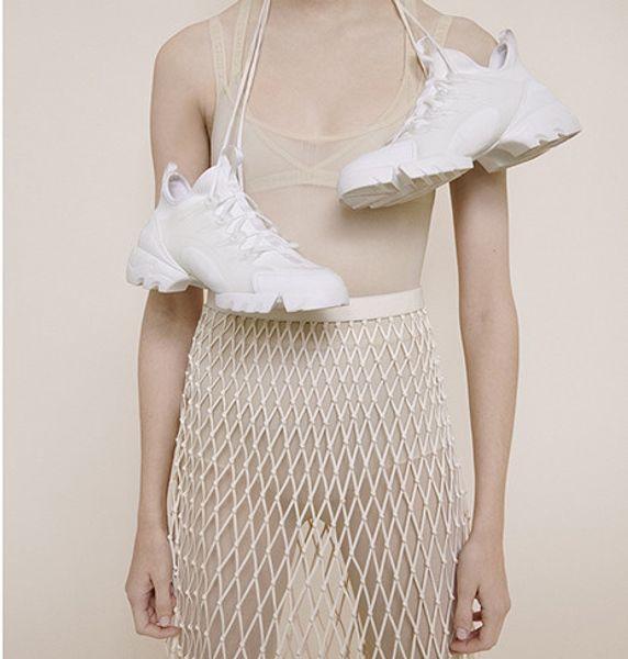 2019 más nuevos zapatos de mujer de diseño de las mujeres D-CONNECT zapatillas de deporte zapatos casuales zapatillas deportivas sapatos femininos sapatilha zapatos mujer