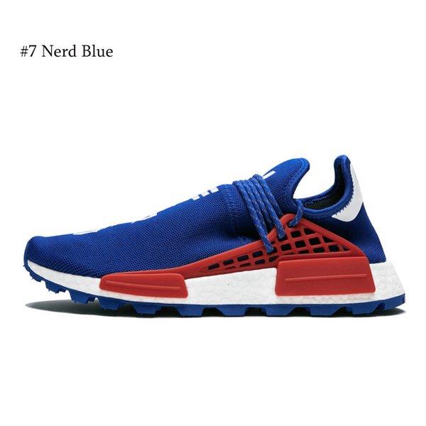 7 Nerd Blue