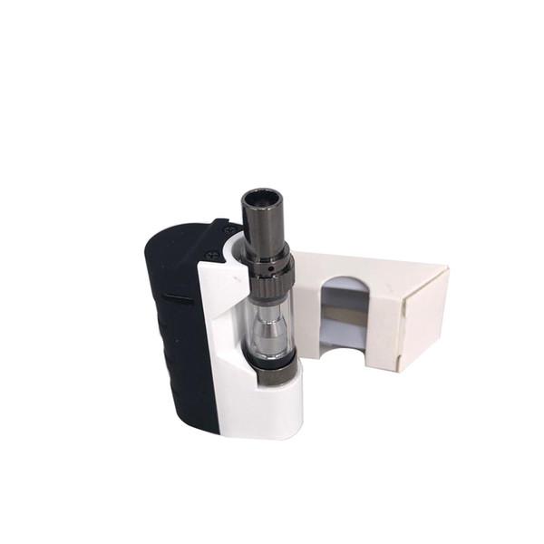 IMINI Vape Mods Vaporizer Vape Pen 500mAh E Cig Battery 0.5ML 1.0ML Cartridges V1 510 Thread Cartridge Box Mod Starter Kits