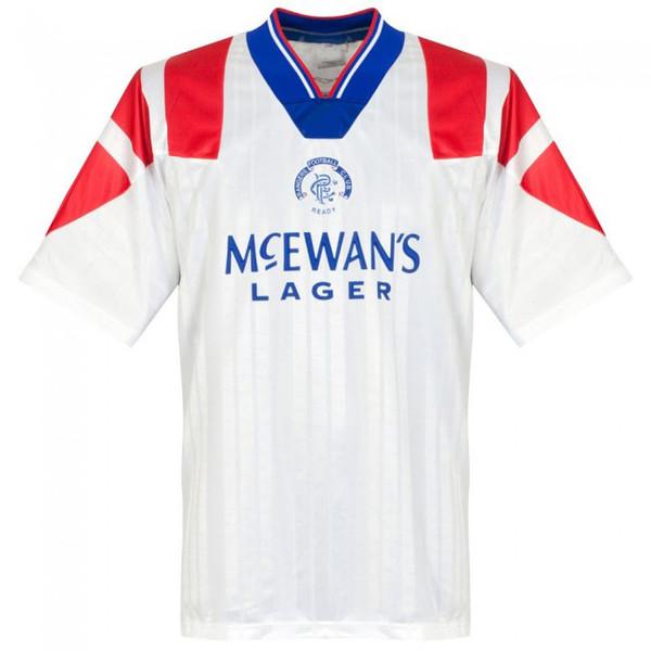 Rangers 92-94 à l'extérieur