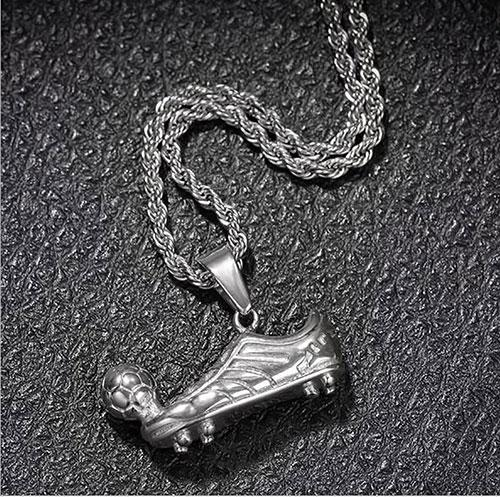 Silver+Rope Chain